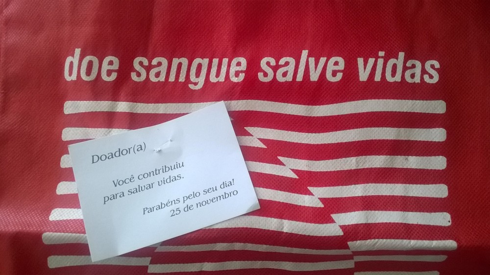 DOE SANGUE SALVE VIDAS